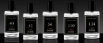 Perfumy INTENSE męskie (50ml) - FM WORLD by Federico Mahora