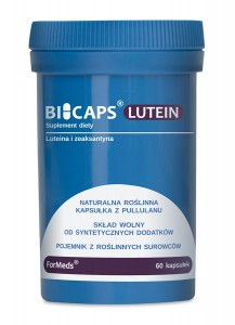 BICAPS® LUTEIN - Luteina - ForMeds