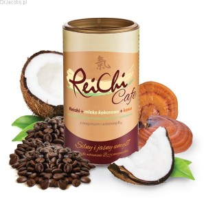 ReiChi Cafe 400 g - Dr Jacob's