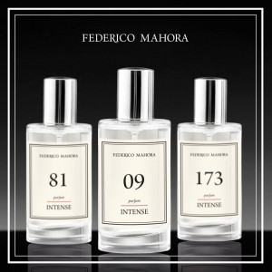 Perfumy INTENSE damskie (50ml) -  FM WORLD by Federico Mahora