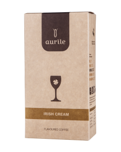 Kawa Aurile IRISH CREAM - Kawa mielona o aromacie irish cream