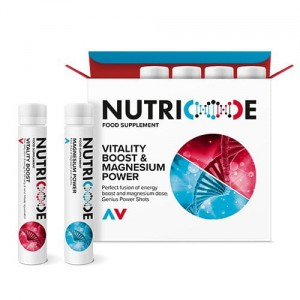 NUTRICODE Vitality Boost & Magnesium Power - FM WORLD